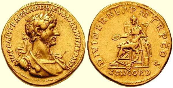 Moneta Hadriana