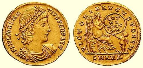 Moneta Konstancjusza II