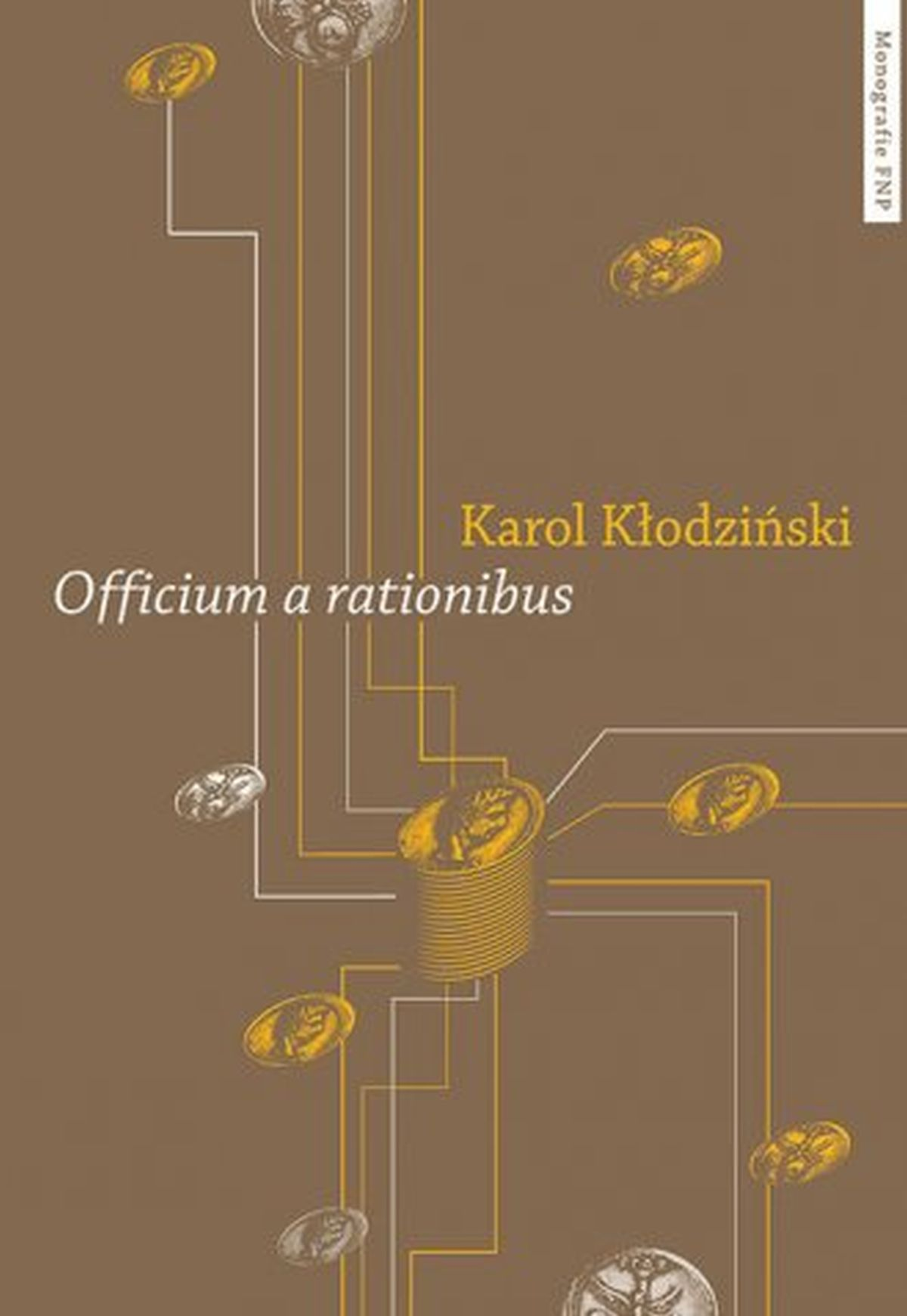 Karol Kłodziński, Officium a rationibus