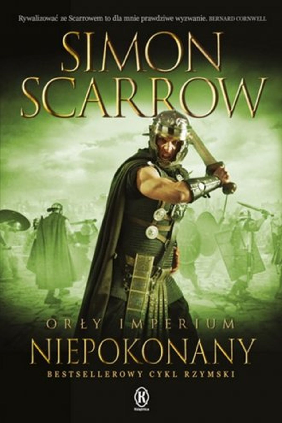 Simon Scarrow, Orły imperium 15. Niepokonany