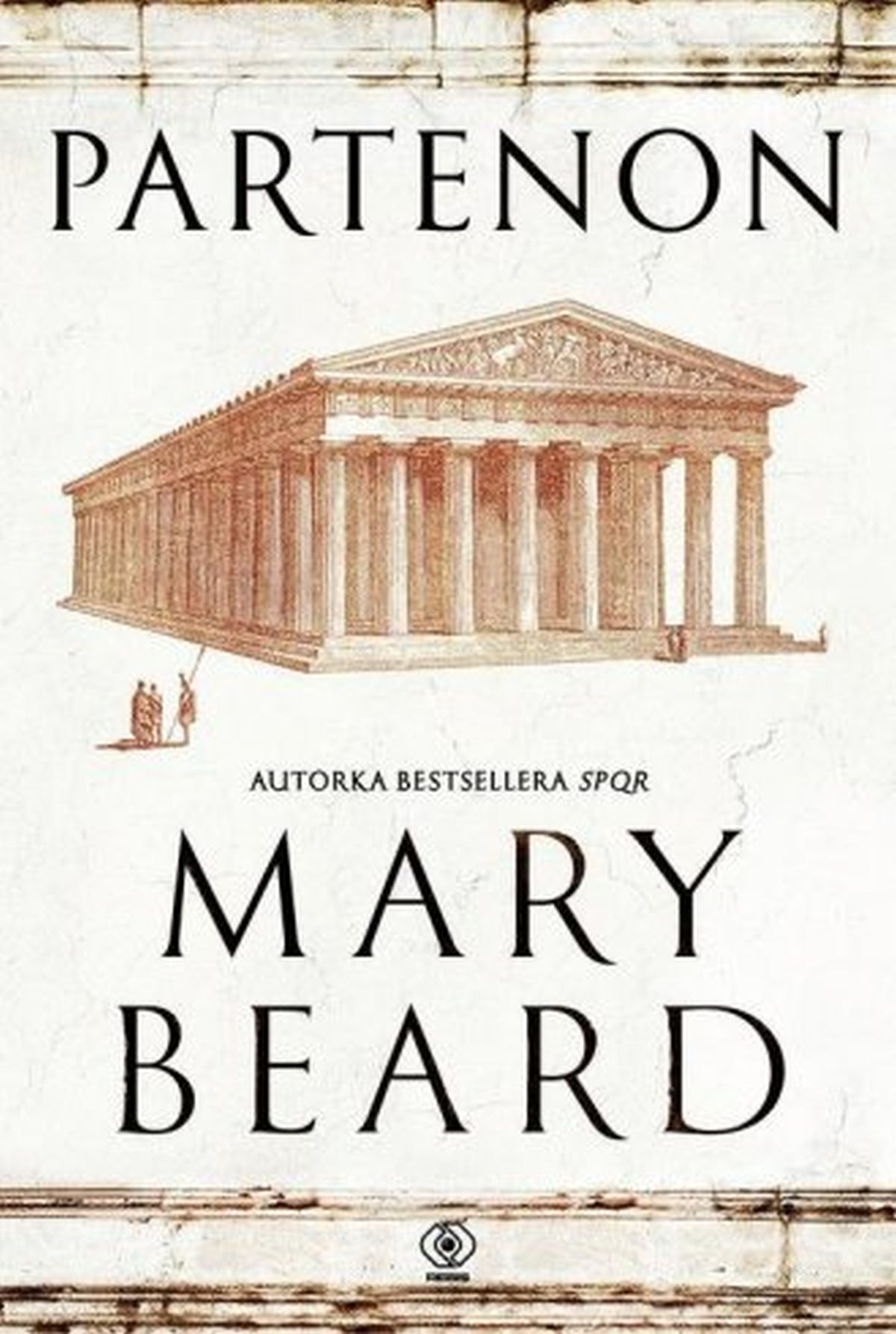 Mary Beard, Partenon