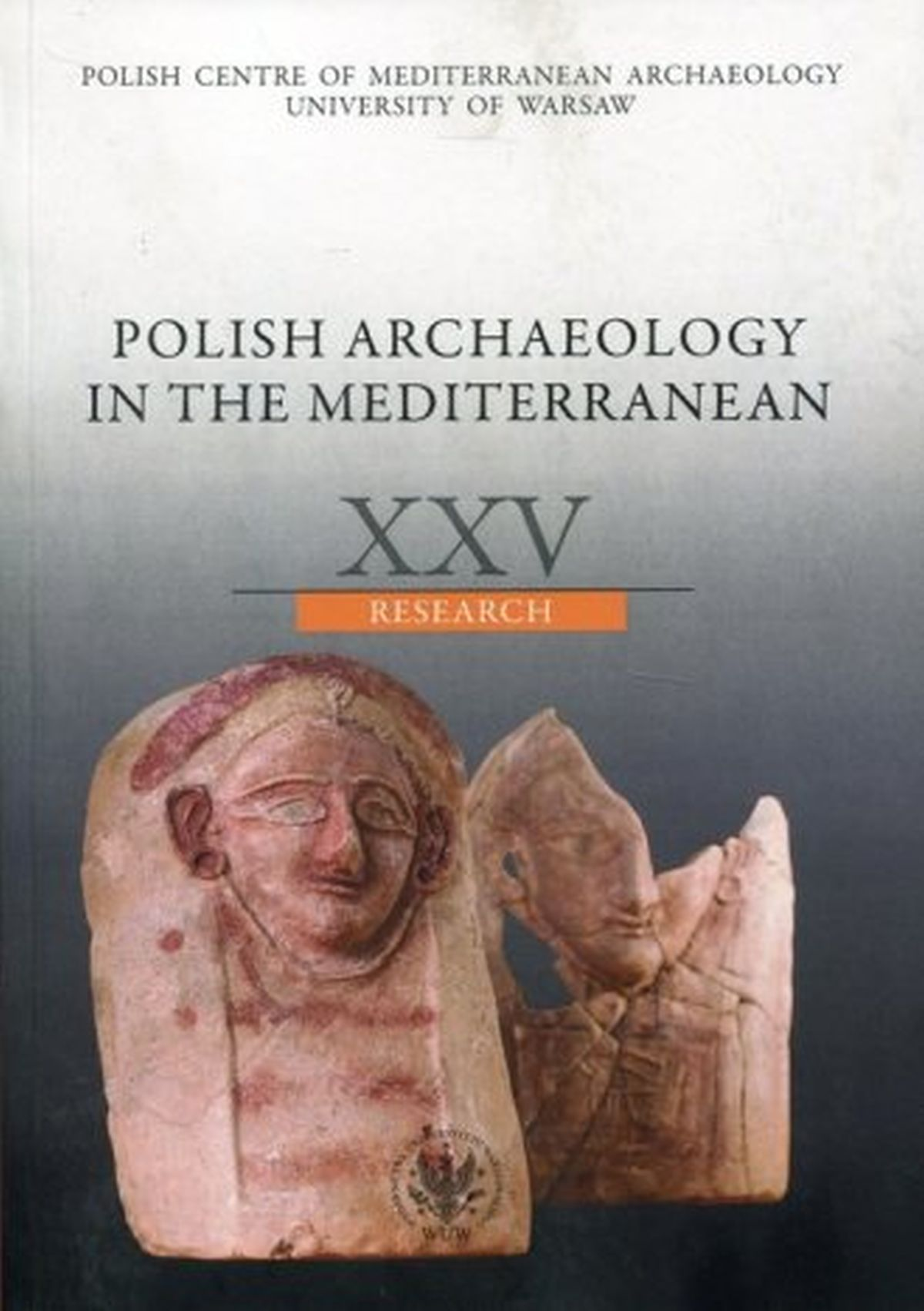 Polish Archaeology in the Mediterranean XXV Research
