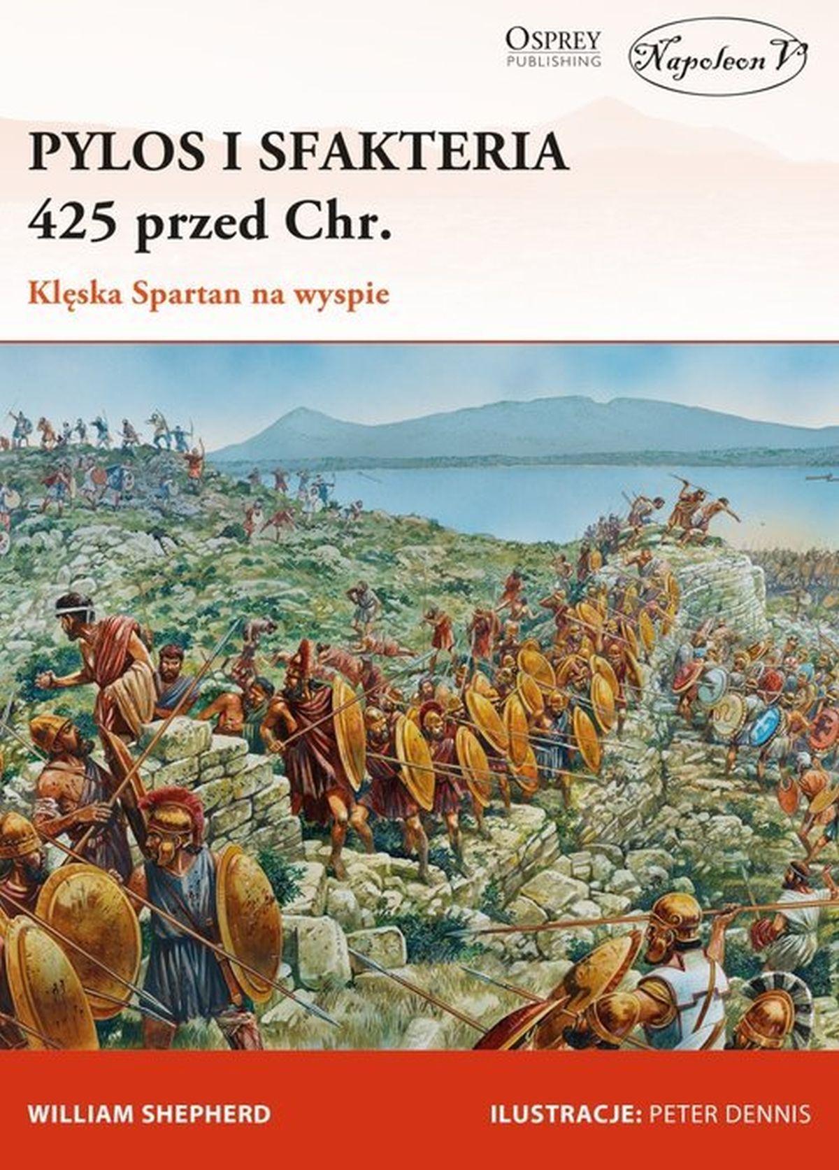 Pylos i Sfakteria 425 przed Chr.