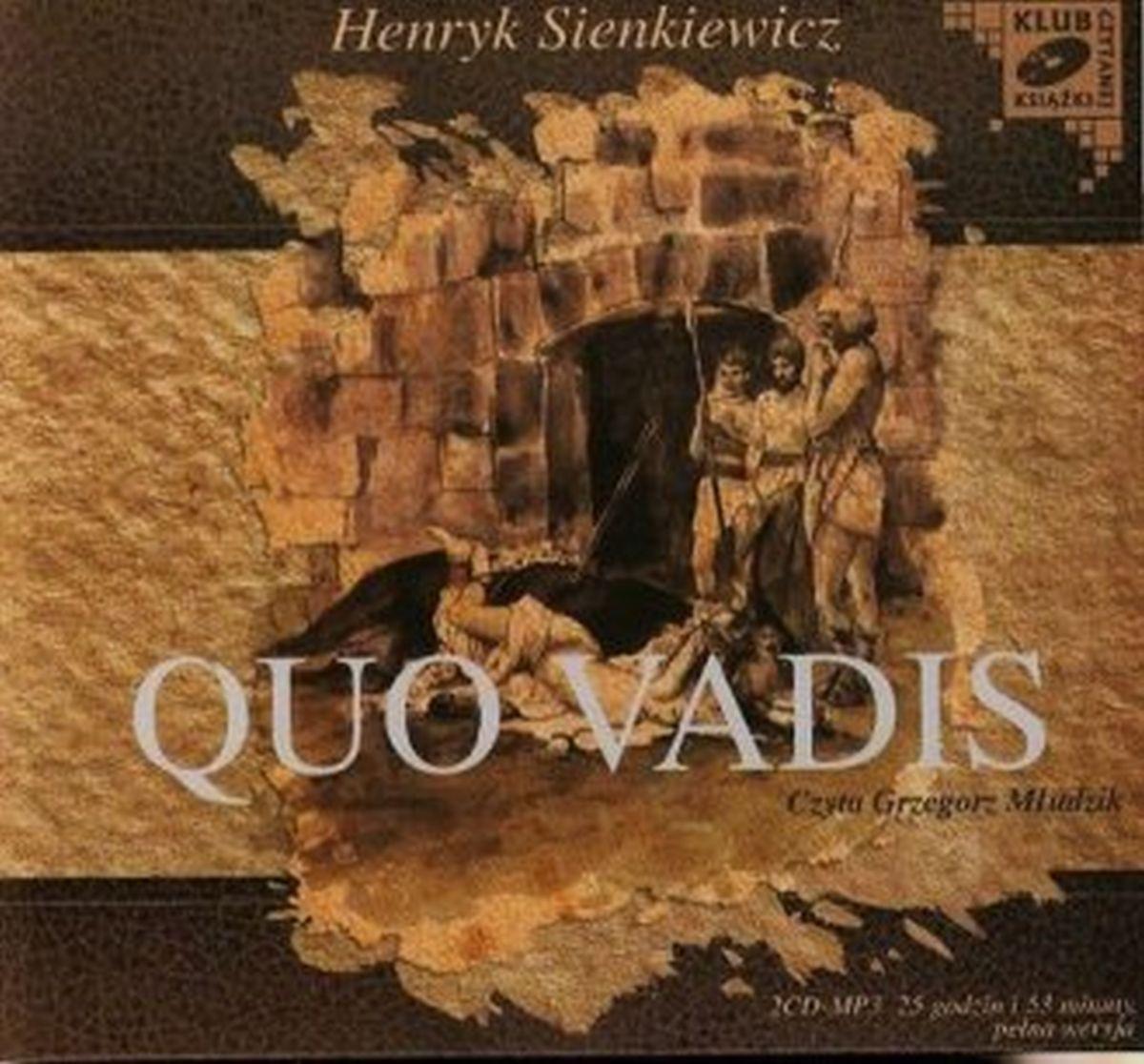 Quo vadis (audiobook)