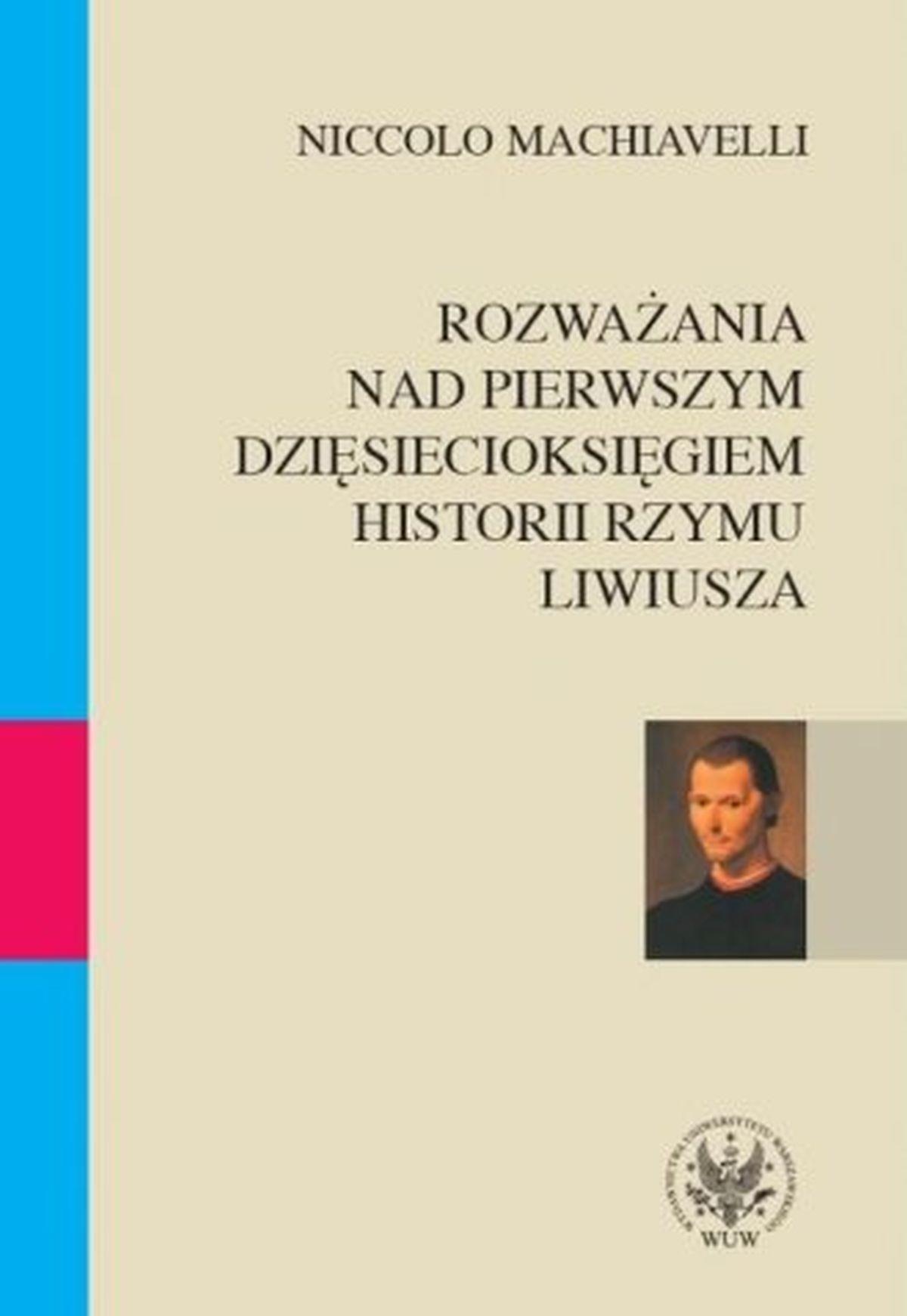 Rozważania nad pierwszym dziesięcioksięgiem historii Rzymu Liwiusza