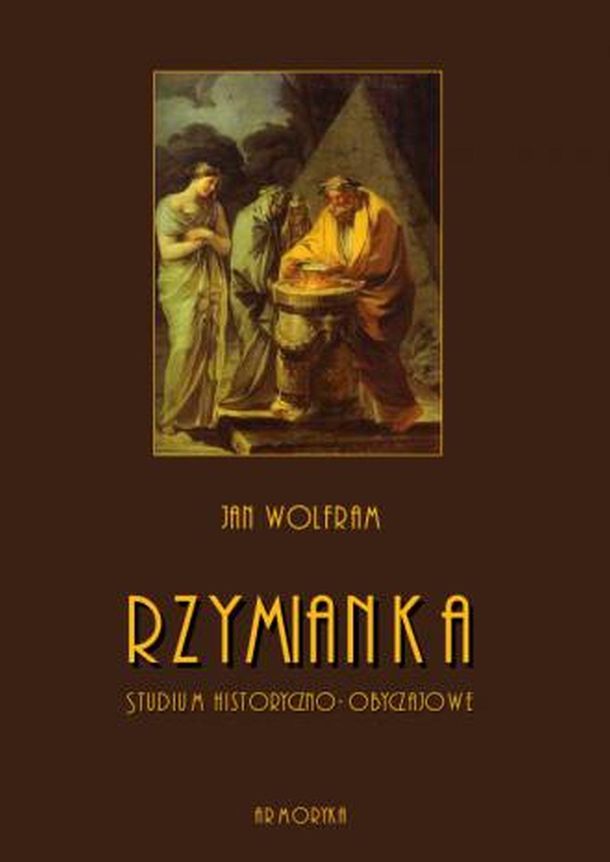 Rzymianka. Studium historyczno-obyczajowe
