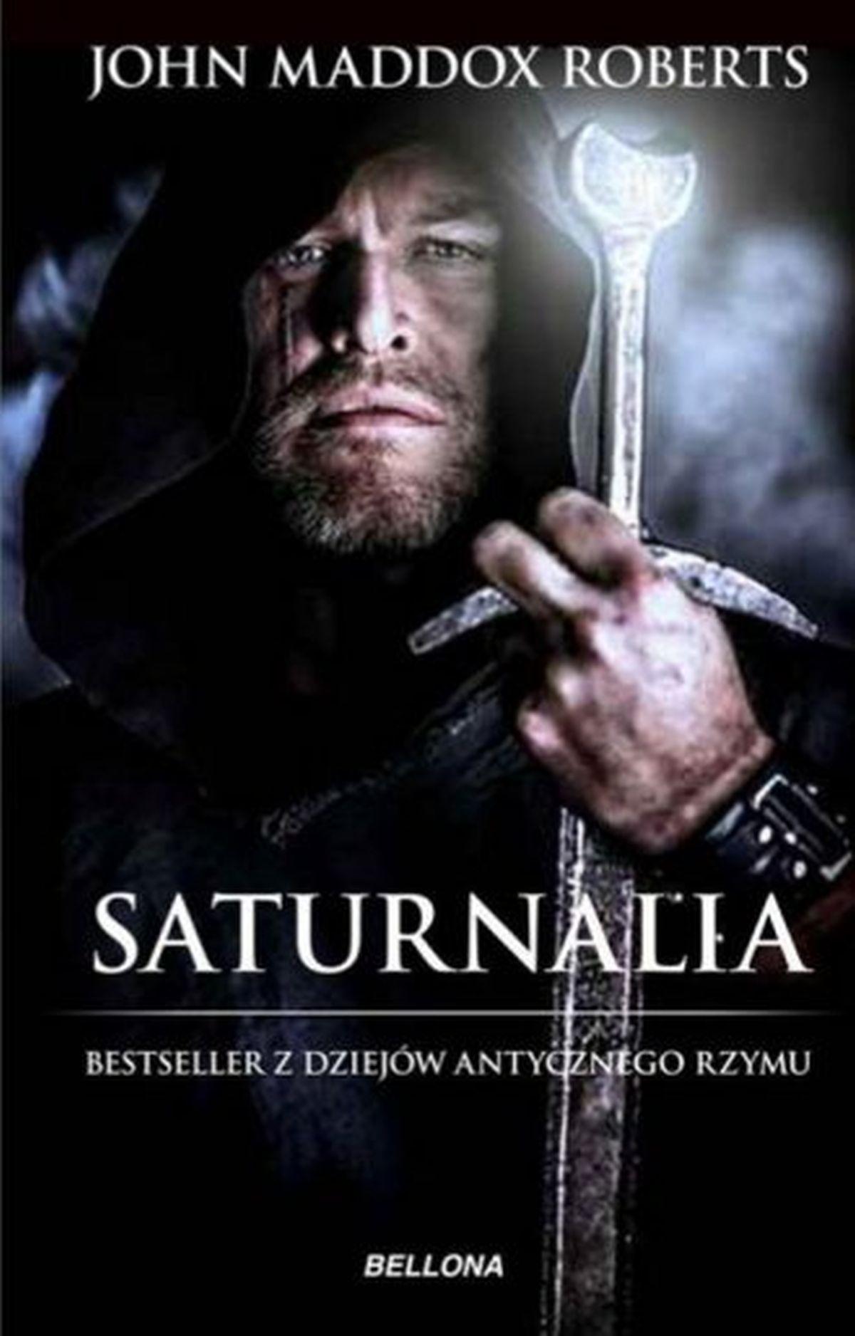 Saturnalia, Lindsey Davis