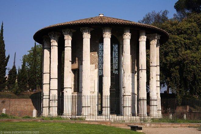 Świątynia Herkulesa przy Forum Boarium