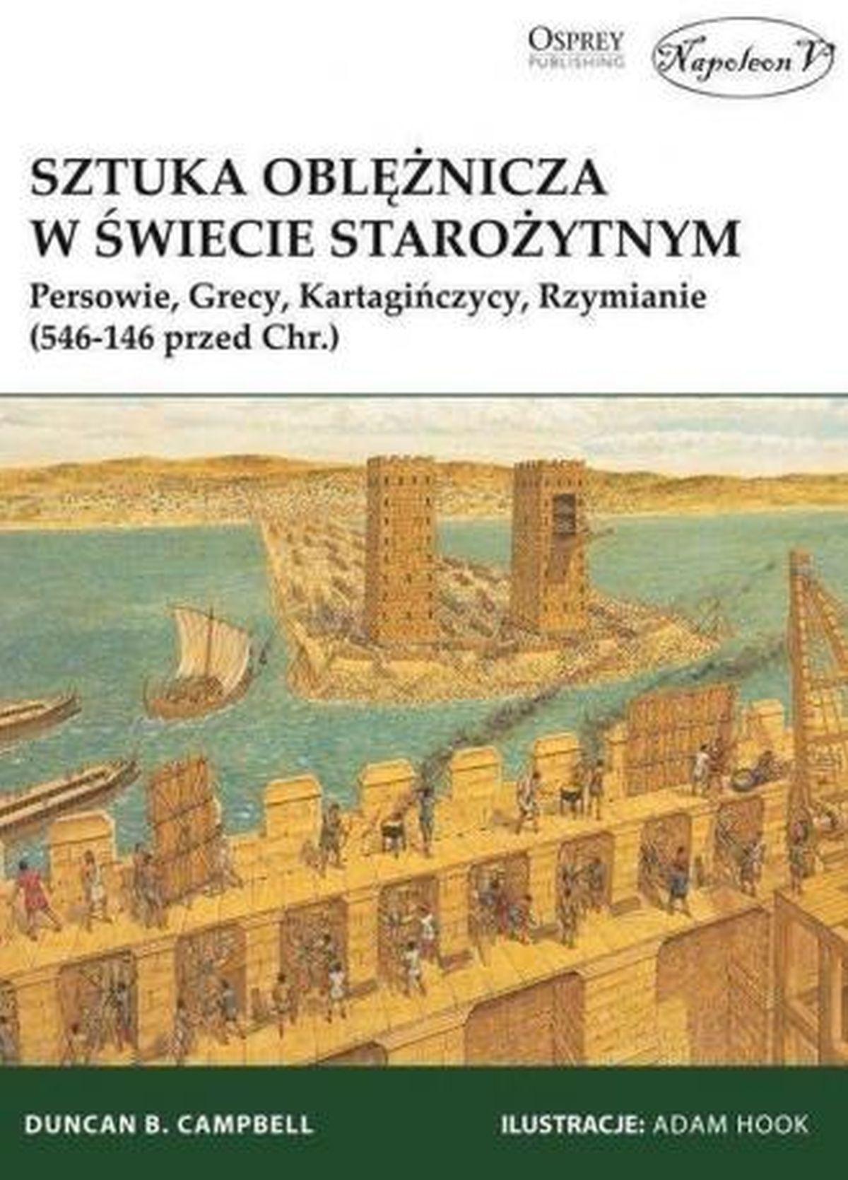 Sztuka oblężnicza w świecie starożytnym