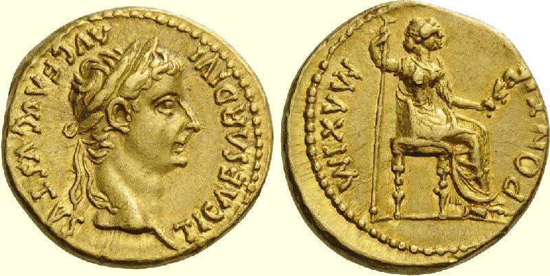 Moneta Tyberiusza
