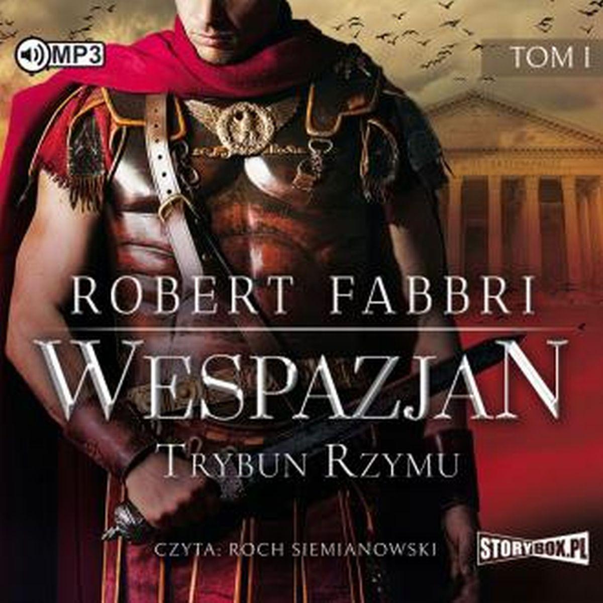 Trybun Rzymu Wespazjan. Tom 1 (CD mp3)