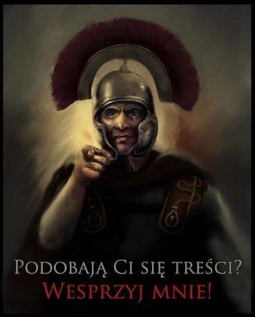 Wesprzyj IMPERIUM ROMANUM!