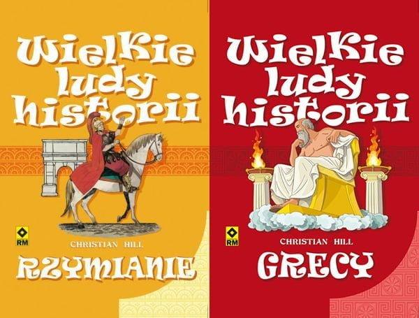 Wielkie ludy historii: Grecy iWielkie ludy historii: Rzymianie