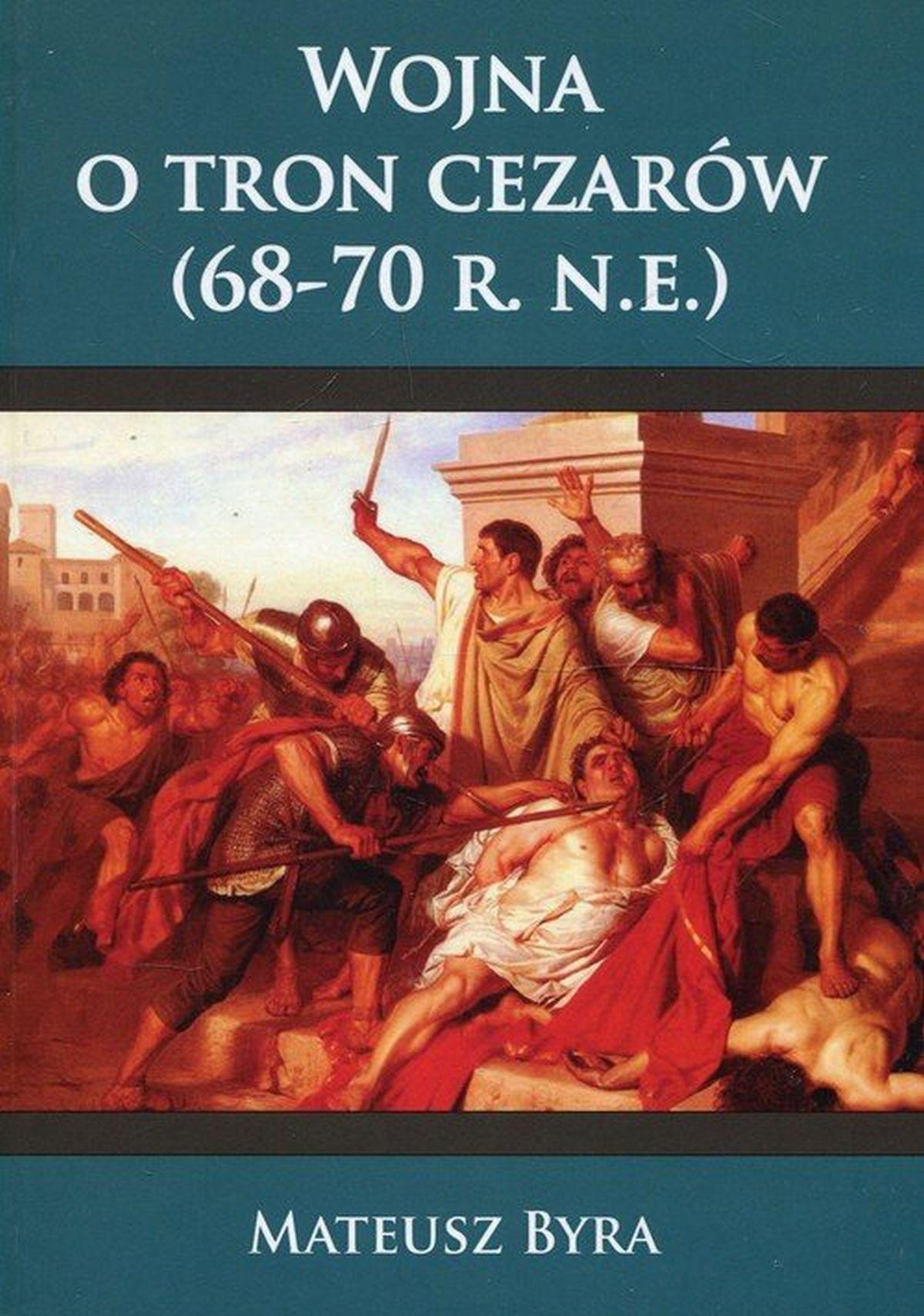 Wojna o tron Cezarów (68-70 r. n.e.)