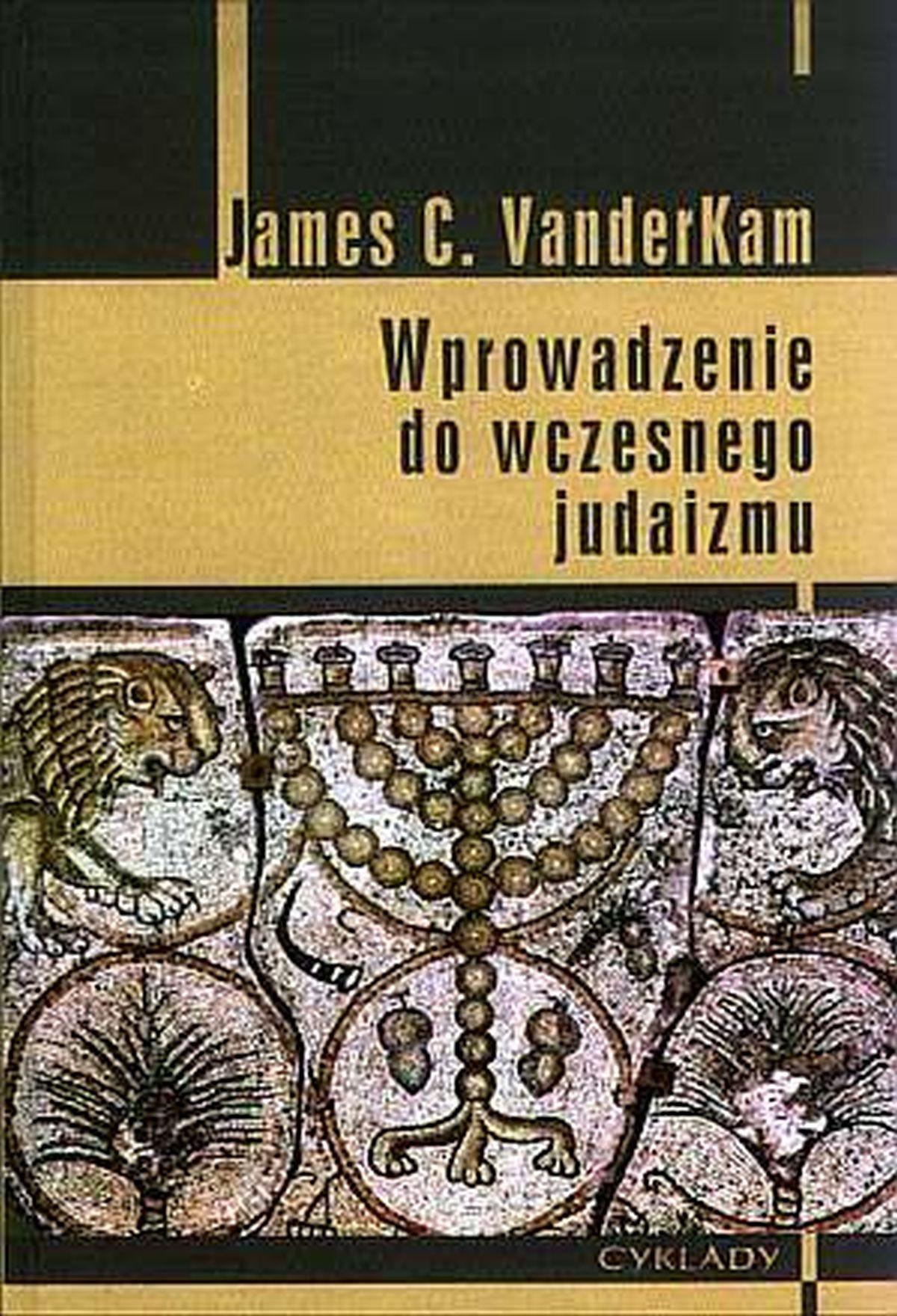 Wprowadzenie do wczesnego judaizmu