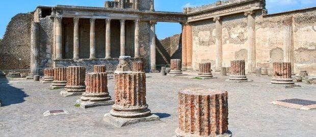 Bazylika w Pompejach