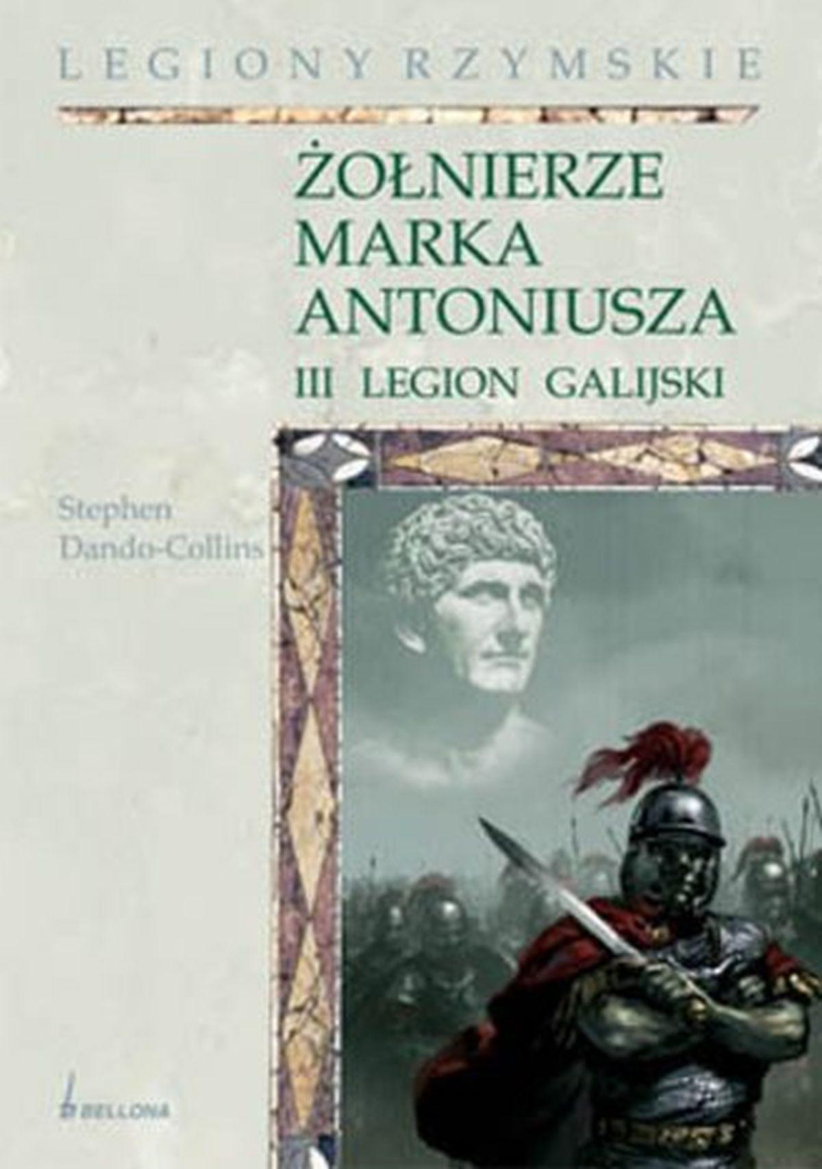 Żołnierze Marka Antoniusza