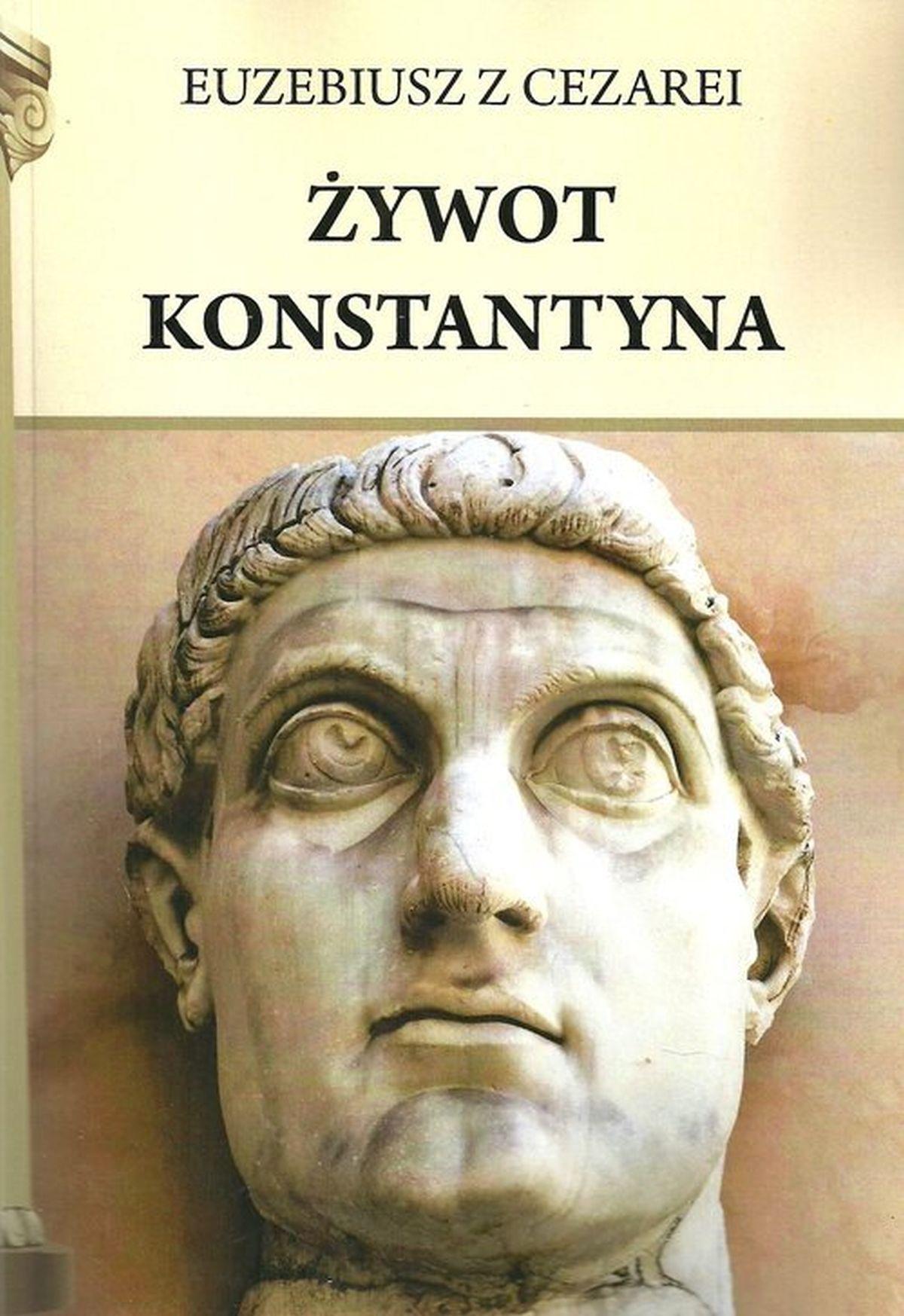 Euzebiusz z Cezarei, Żywot Konstantyna