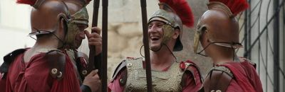 Rzymskie poczucie humoru