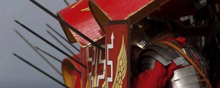 Czy rzymscy legioniści nosili czerwone ubranie?