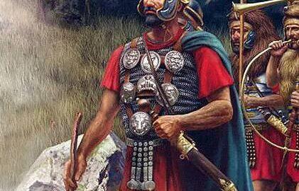 Rzymskim domem rządził mężczyzna