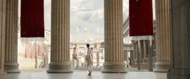 Wizualizacja Rzymu