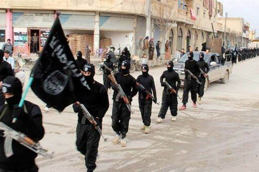 ISIS niszczy zabytki