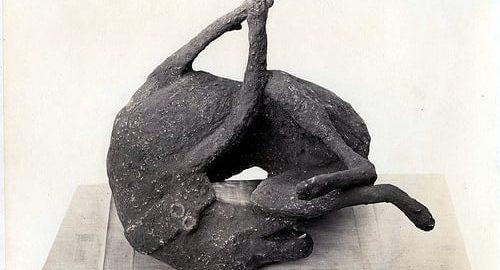 Pies z Pompejów