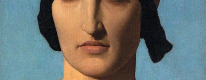 Portret rzymskiej kobiety, Jean-Léon Gérôme