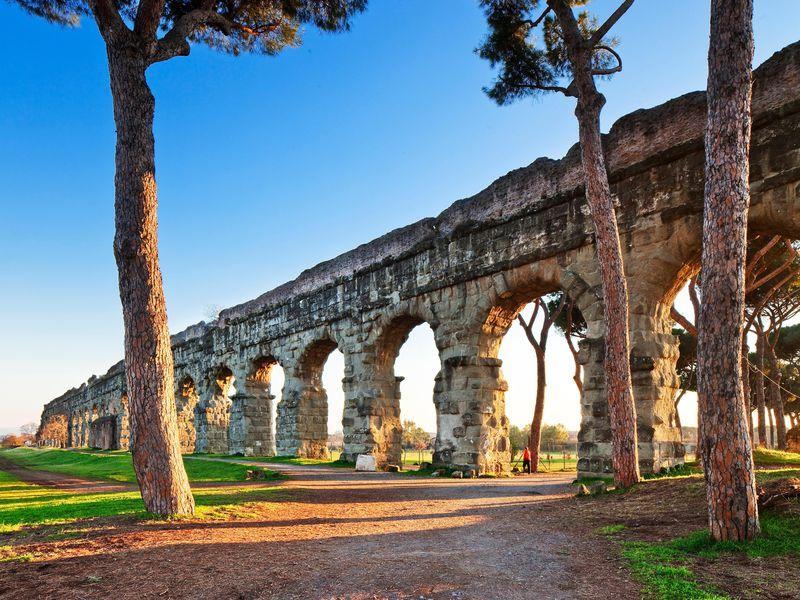 Średnie zużycie wody na jednego mieszkańca Rzymu