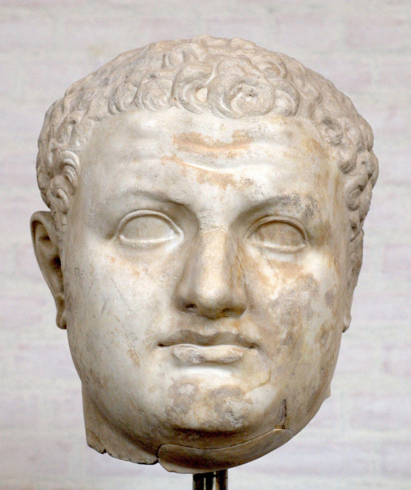 Cesarz Tytus Flawiusz