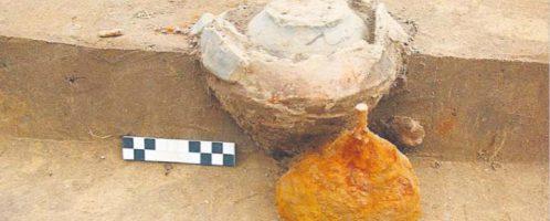 Traces of Romans in Mazovia