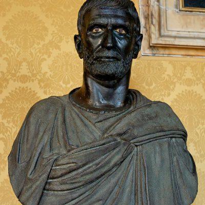 Prawdopodobnie Lucjusz Juniusz Brutus