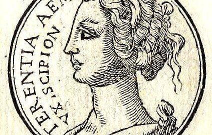 Aemilia Tertia - przykładna żona rzymska