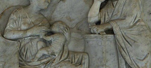 W Rzymie występowały tzw. mamki