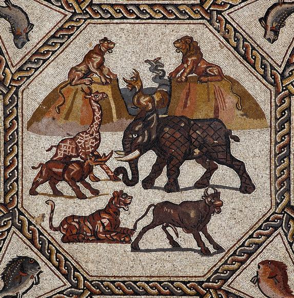 Rzymskie zwierzęta