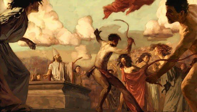 Roman Valentines day