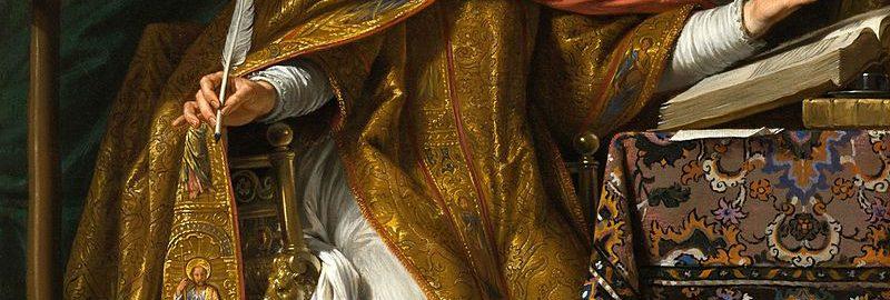 Philippe de Champaigne, Święty Augustyn