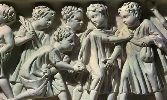 Dzieciobójstwo za Rzymian było akceptowaną praktyką
