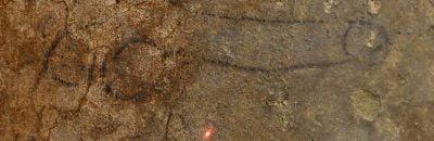 Obscene graffiti of ancient Romans