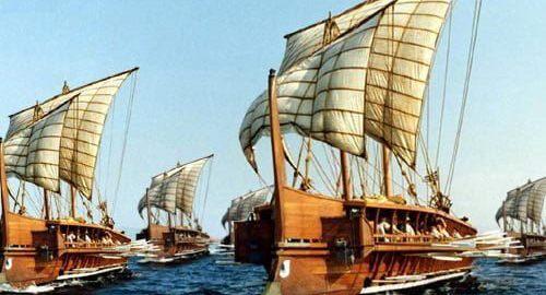 Rzymska flota nie wykorzystywała niewolników