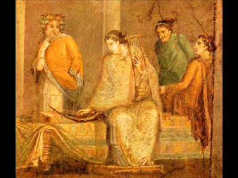 Muzyka w świecie Rzymian
