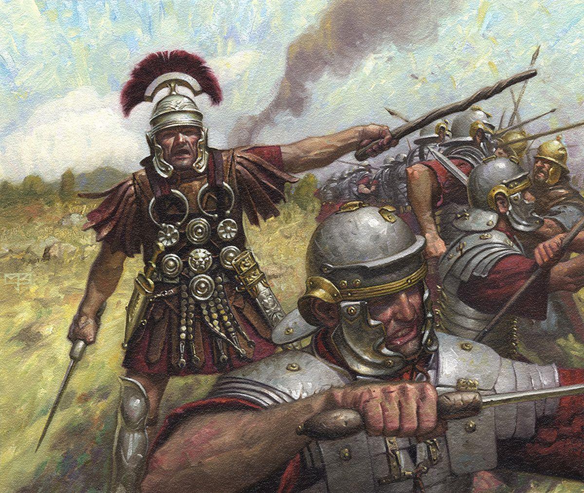Famous centurion stick
