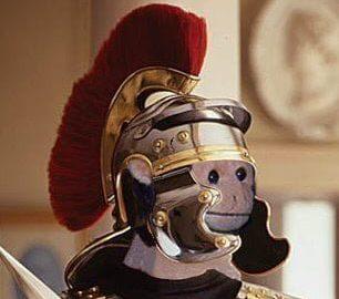 Rzymska małpka