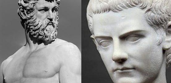 Wojna Kaliguli z Posejdonem