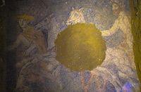 Odkryto niesamowitą mozaikę podłogową w greckim grobowcu