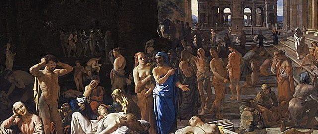 A plague in antiquity