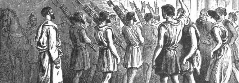Upadek godności konsularnej w połowie I wieku p.n.e.