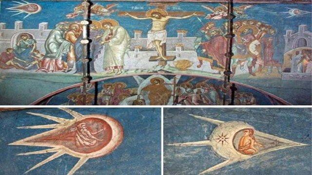 UFO w czasach Rzymian