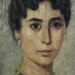 Portret fajumski kobiety